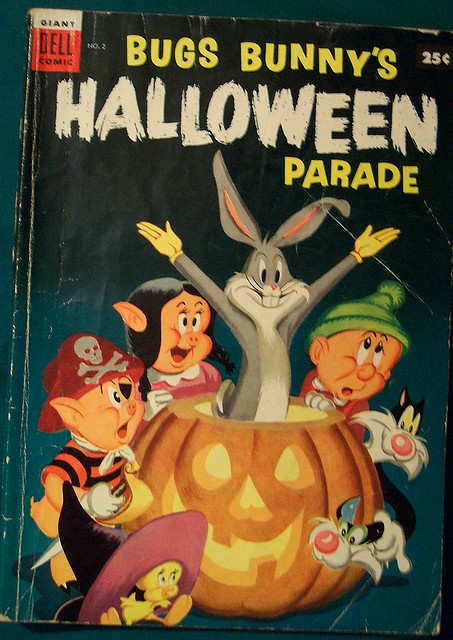 Vintage Halloween Comic -I actually had this one!