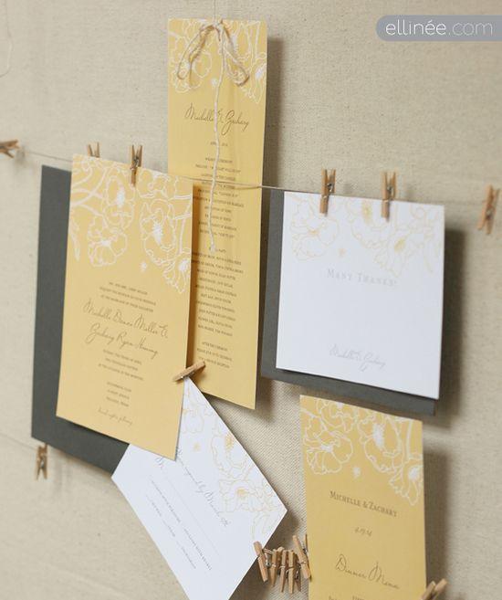 #DIY #Wedding #Invitation - #partecipazioni #matrimonio #faidate