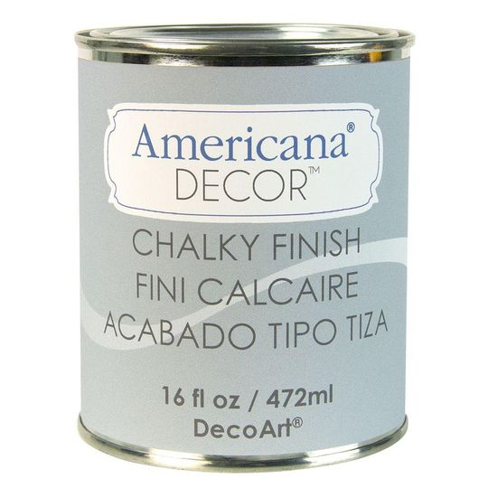 DecoArt Americana Decor 16-oz. Yesteryear Chalky Finish at The Home Depot