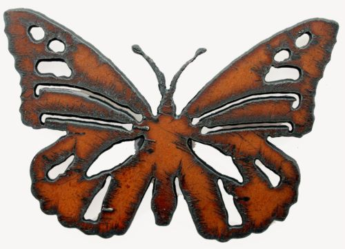 #Butterfly #Magnet #New! Metal Fridge Magnet Garden Decor Yard Art