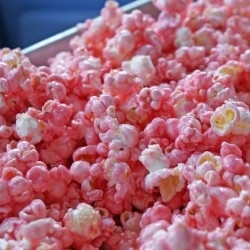 yummy popcorn perfect summer snack!!