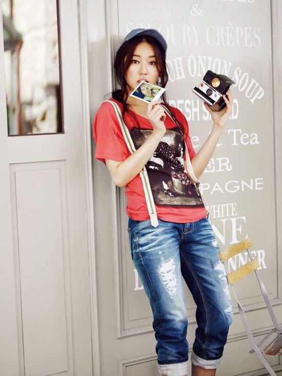 Yoon Eun Hye ???
