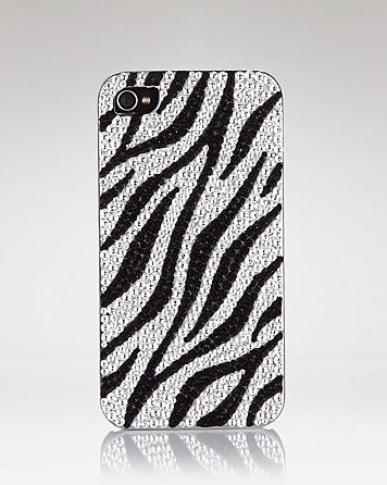Zebra iPhone case