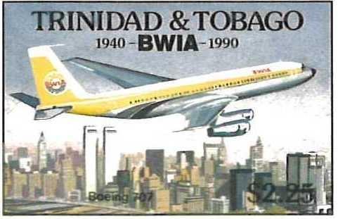 BWIA Trinidad And Tobago