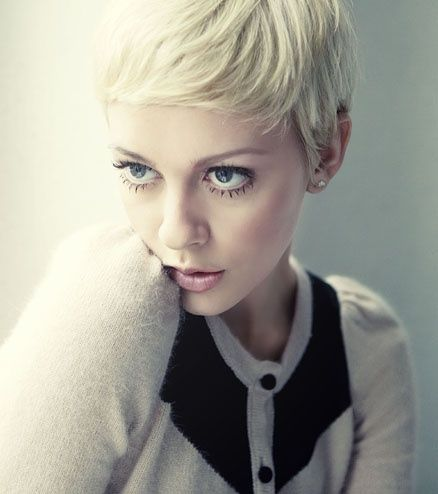 next hair cut, this is what my hair will look like. ?