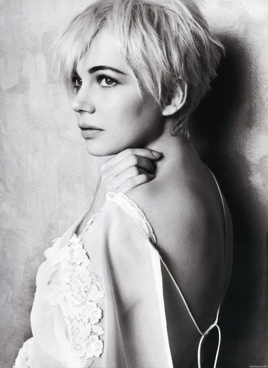 short hair love love love