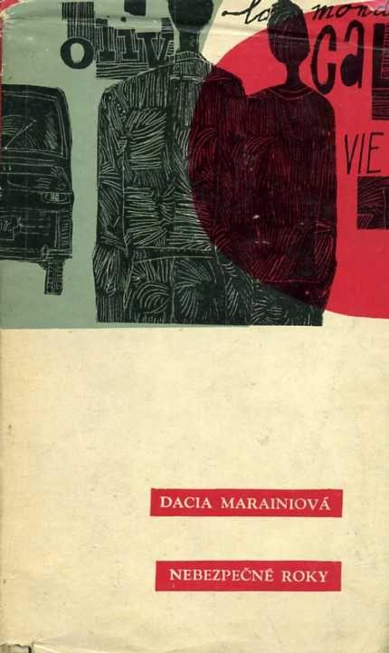 Czechoslovakian book cover.