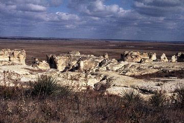 GeoKansas - A place to learn about Kansas Geology