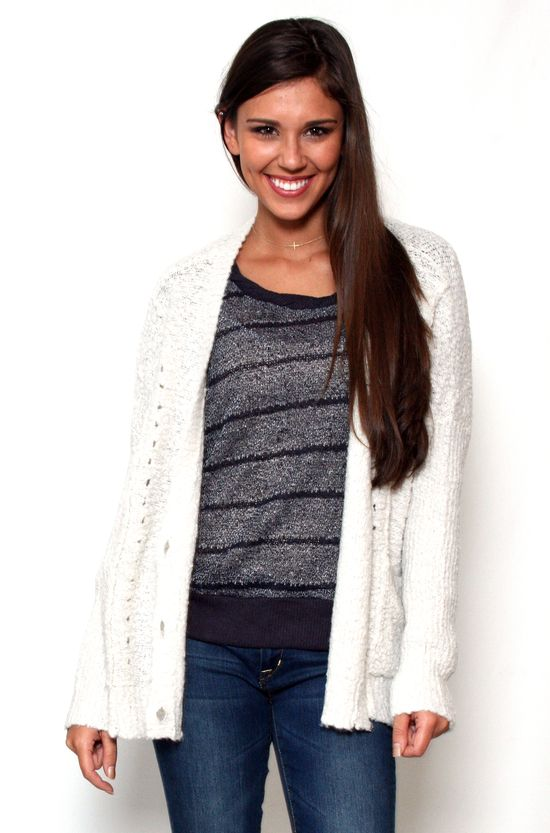 Fall Friend Cardigan