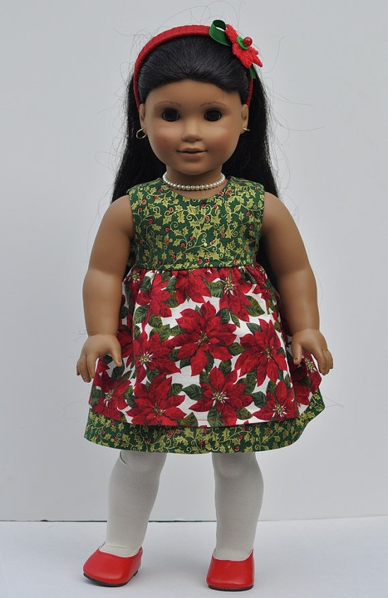 American Girl Doll Clothes/18inch doll by OneGirlsDream on Etsy, $20.00