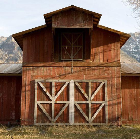 old barns ?