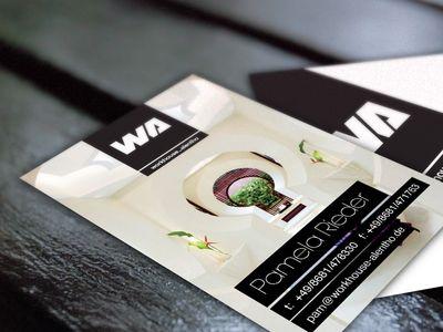 Interior Designer - Business Card