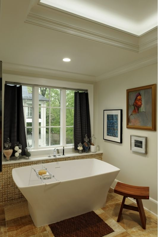 Master Bathroom - Home and Garden Design Ideas