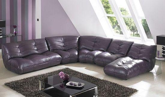 low couch for bonus room, tv room etc.