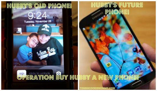 Operation Buy Hubby A New Phone! #RadioShack @RadioShack #MC #Sponsored