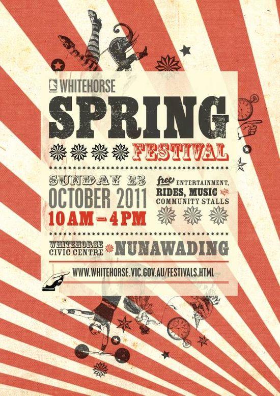 Vintage Festival Poster #6 - craig