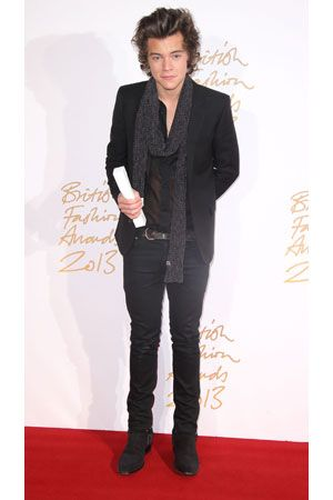 You Already Knew Harry Styles Is Super Stylish, but Now It's Actually Official