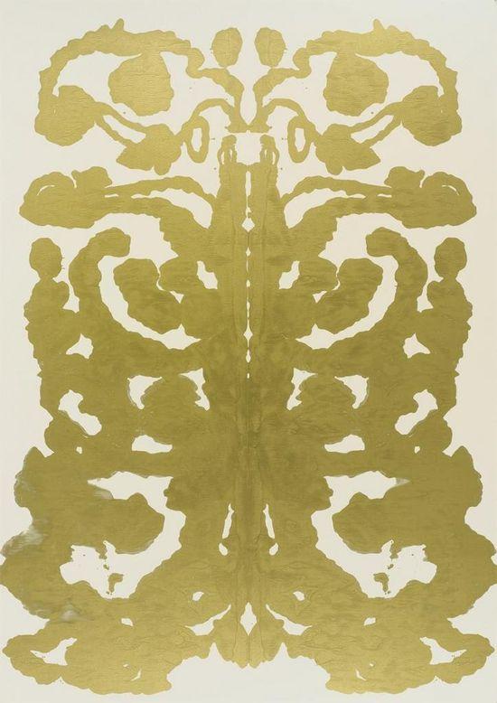 Rorschach  Andy Warhol  1984