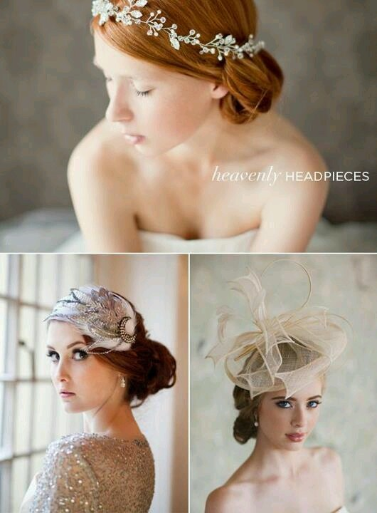 Lovely hair accessories