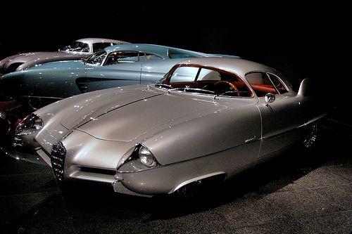 Alfa Romero B.A.T. Concept Cars