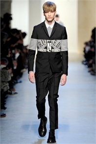 Kris Van Assche - click on the photo and flip through complete collection on Vogue.it