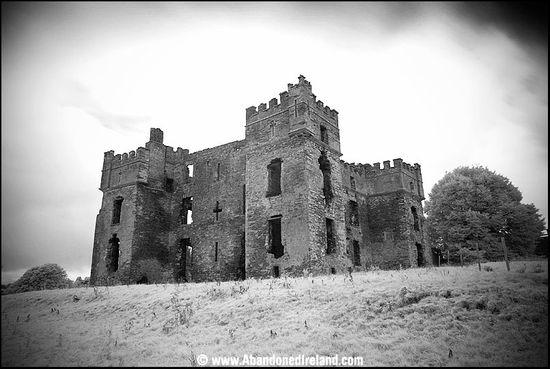Abandoned home Ireland