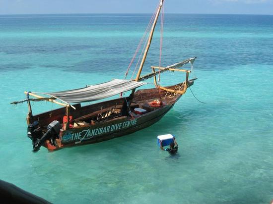 rajskie wakacje - Zanzibar