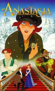 "FOX's ""Anastasia"" (1997) #film #musical #movie #poster #character #fiction #fantasy #historical #russia #tsarina"