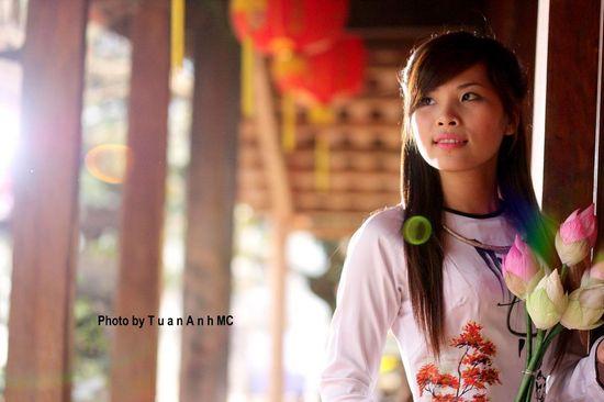 Traditional dress-Ao Dai
