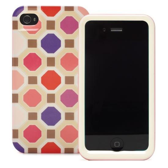 #yearofpattern florence broadhurst octagonal iphone 4 case