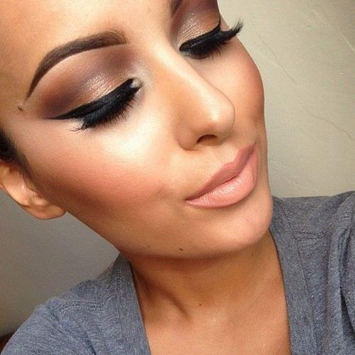 makeup ?