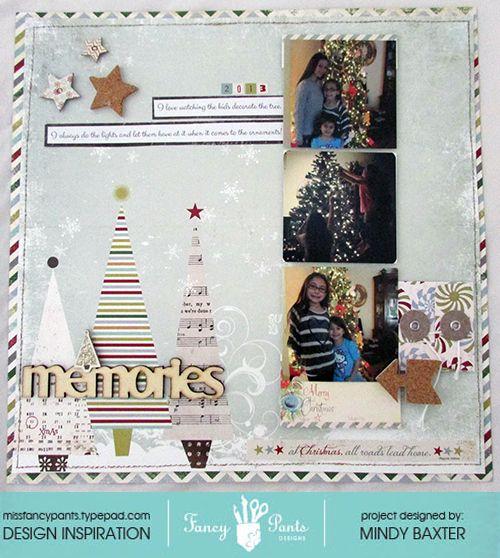 Christmas Memories - Scrapbook.com