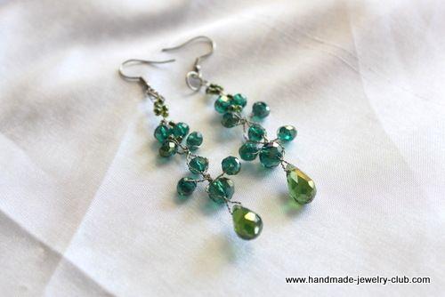 Wire Jewelry Tutorial - Twisted Earrings!