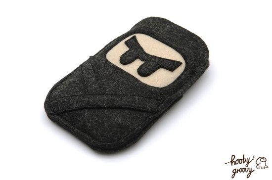 Angry Ninja iPhone Case.