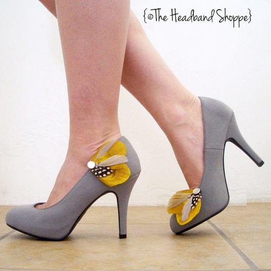 Shoe Clips: etsy