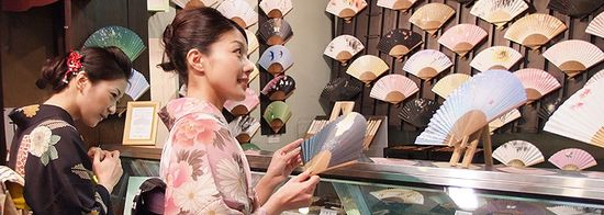 Kyoto Travel Guide ///Shopping
