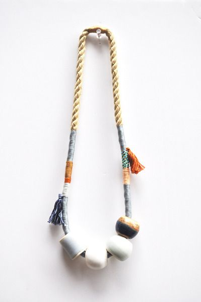 object and totem necklace