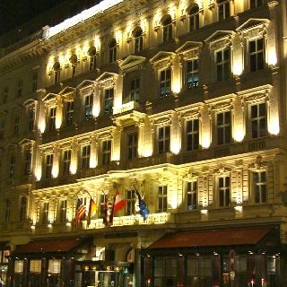 Hotel Sacher.