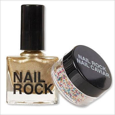 Nail Rock Caviar in Venus