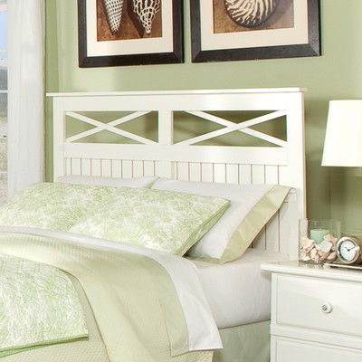 Harden Manufacturing Outer Banks Panel Headboard