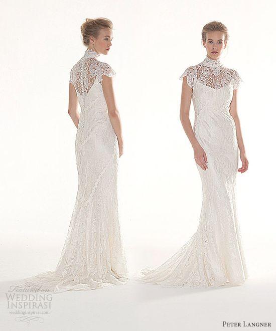 Peter Langner Wedding Dresses 2013