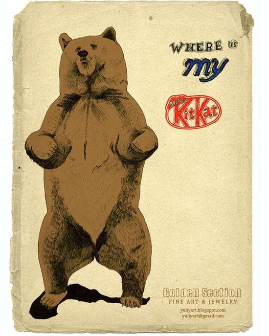 KitKat Bear