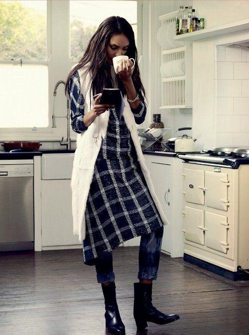 Jourdan Dunn, Grey Magazine, Black Fashion Models