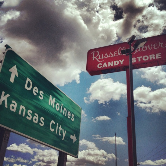 A favorite stop between Kansas City and Des Moines