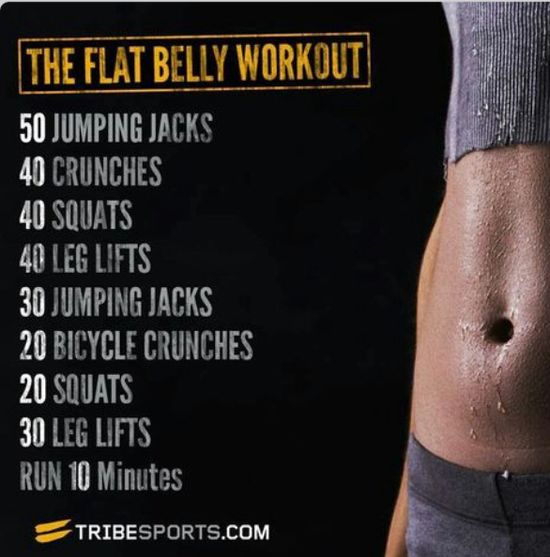 This works! I have only been doing it for a few days but I can feel the workout. Plus, if you're busy or lazy, it's only half an hour long. However, I recommend running first-it gets your heart rate up.