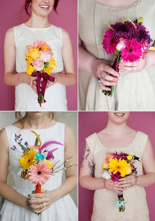 DIY - how to make your own bouquet