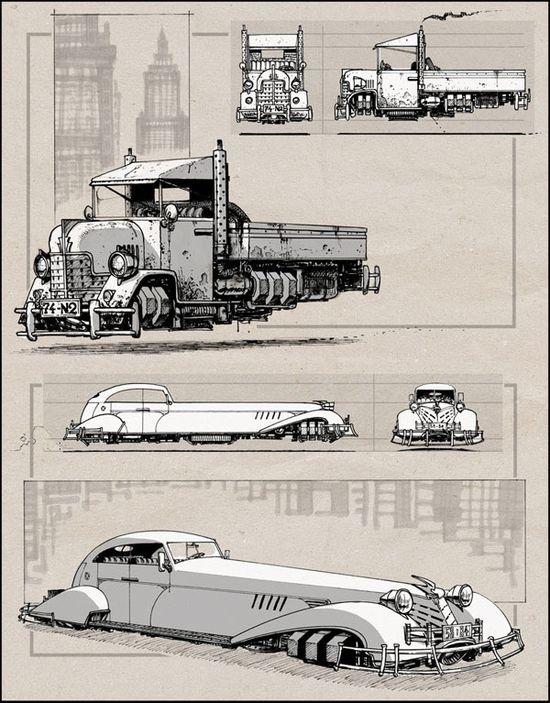 : cars