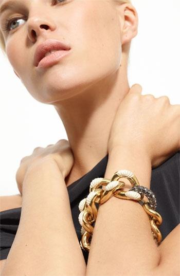 Lanvin Link Bracelet