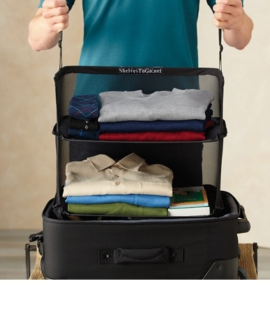 good idea. not sure if i will use as i use space saver bags instead to save room and so clothes arent damaged if luggage gets soaked. i like this idea tho...