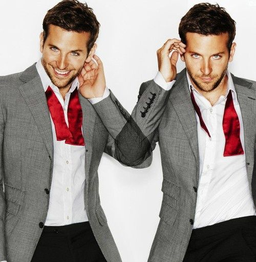 so cute! Bradley Cooper - 55 Hottest Celebrity Men To Lust After